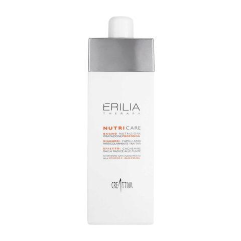 Erilia Nutri care Bagno nutrizione idratazione profonda 750ml feuchtigkeitsspendendes Shampoo