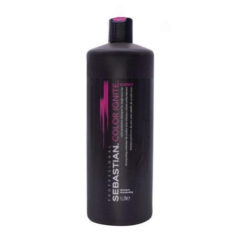 Sebastian Foundation Color ignite mono shampoo 1000ml