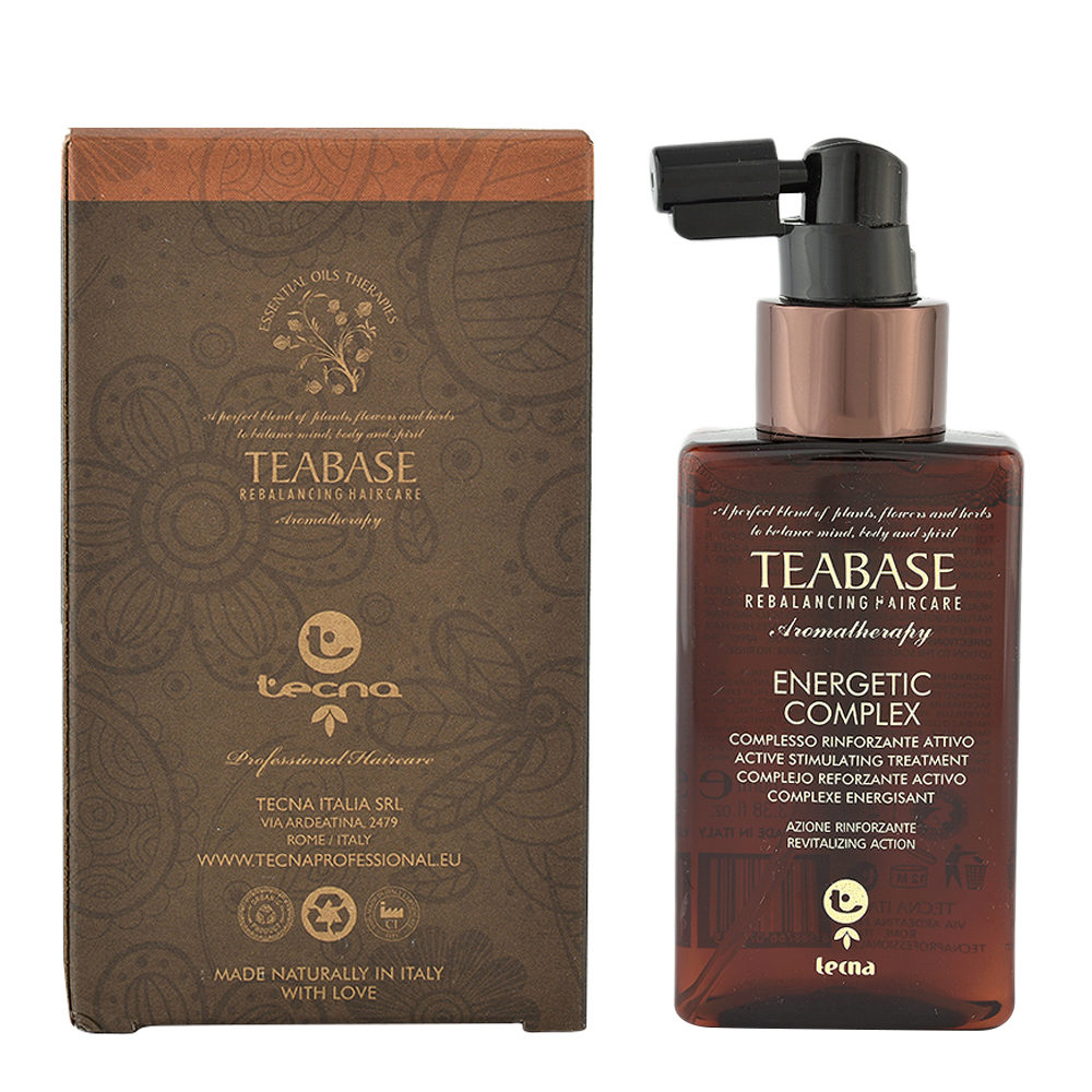Tecna Teabase aromatherapy Energetic complex 100ml