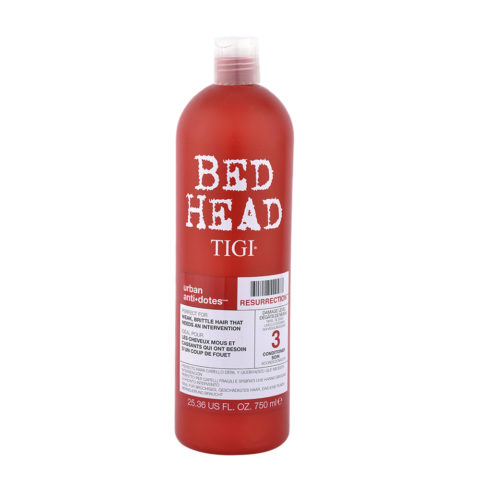 Tigi Urban Antidotes Resurrection Conditioner 750ml