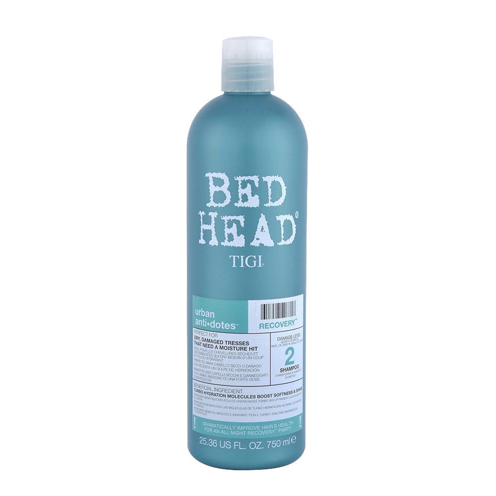 Tigi Urban Antidotes Recovery Shampoo 750ml