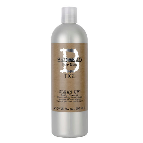 Tigi B for men Clean up daily Shampoo 750ml