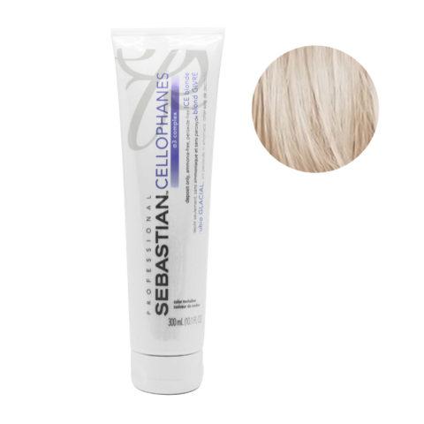 Sebastian Cellophanes Ice blond 300ml - Reflektierende Maske