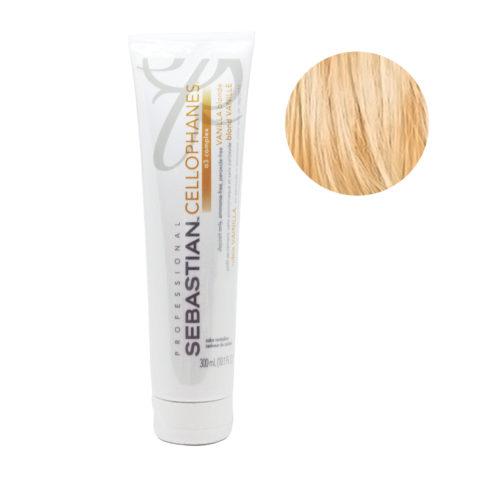 Sebastian Cellophanes Vanilla blond  Reflektierende Maske 300ml