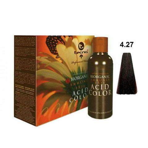4.27 Mittelbraun dark Tecna NCC Biorganic acid color 3x130ml