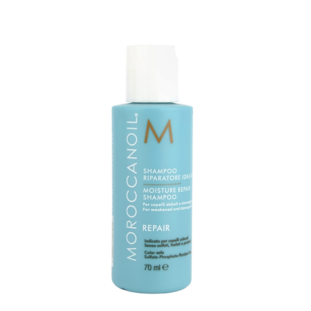 Moroccanoil Moisture repair shampoo 70ml - Regenerierendes shampoo
