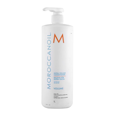 Moroccanoil Extra volume conditioner 1000ml - extra volumen conditioner