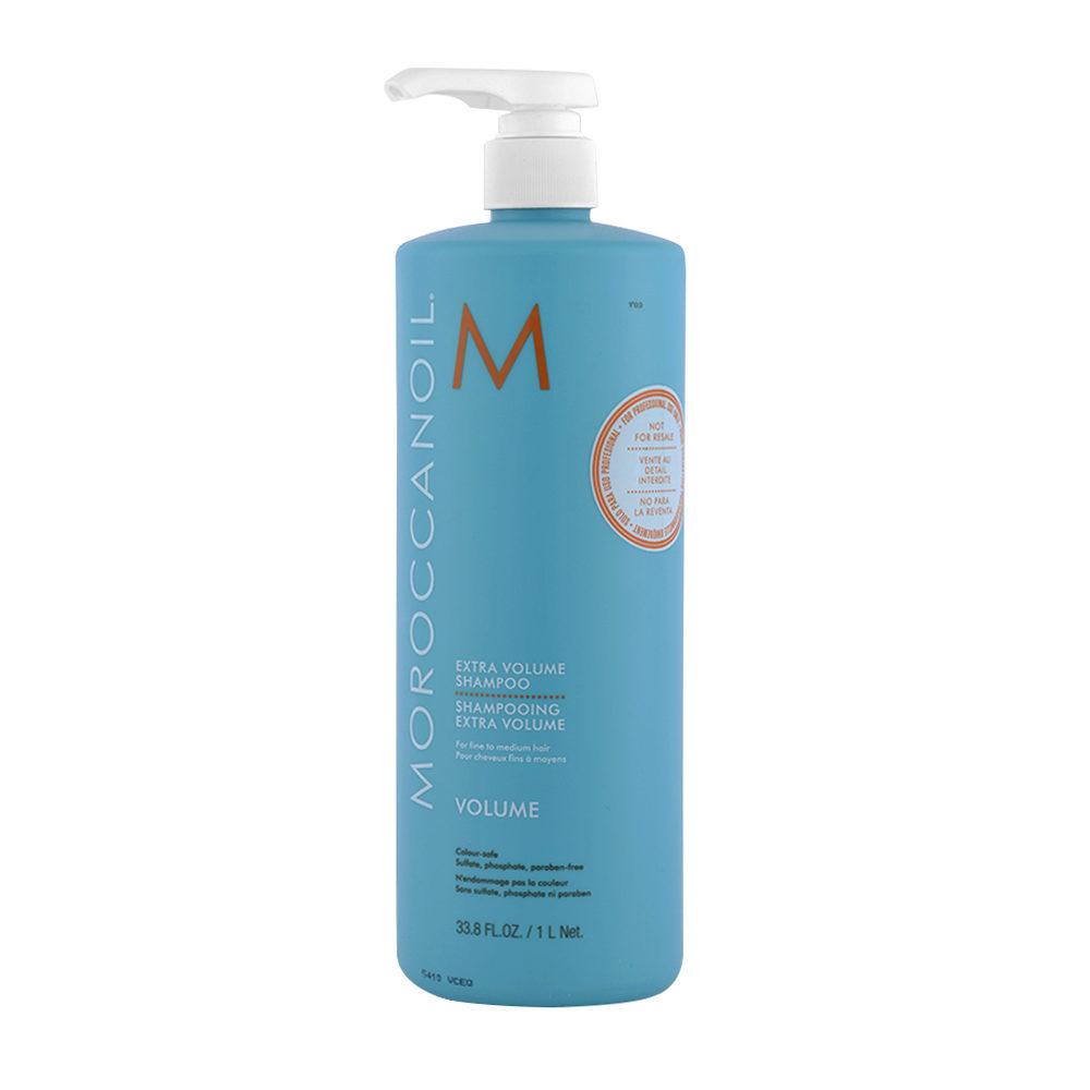 Moroccanoil Extra Volumen Shampoo Für Feines Haar 1000ml
