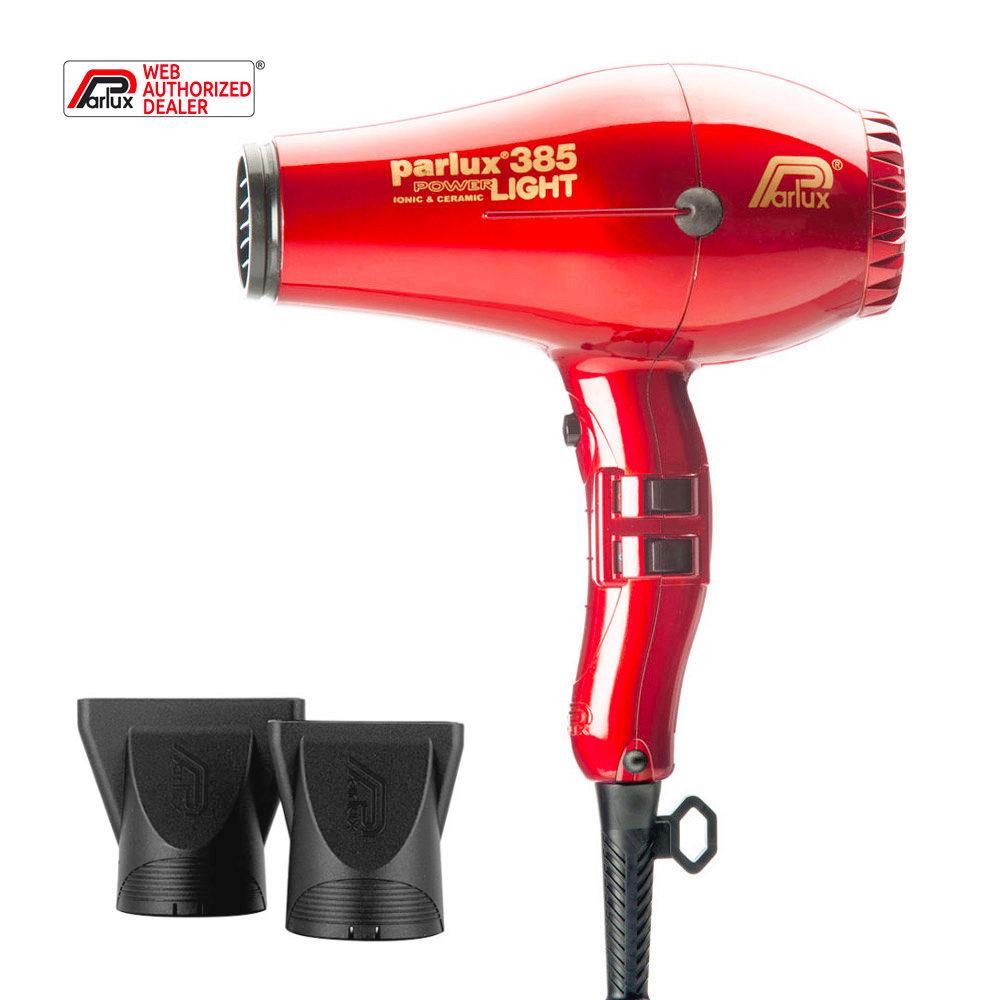 Parlux 385 Powerlight Ionic & Ceramic Rot