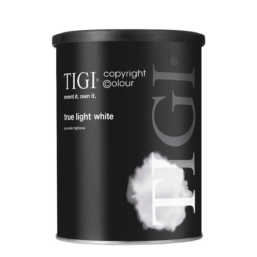 Tigi Decolorante True light White Bleichpulver 500g - Aufheller