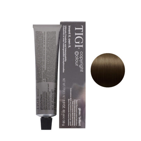 4/0 Natural brown Tigi Gloss 60ml