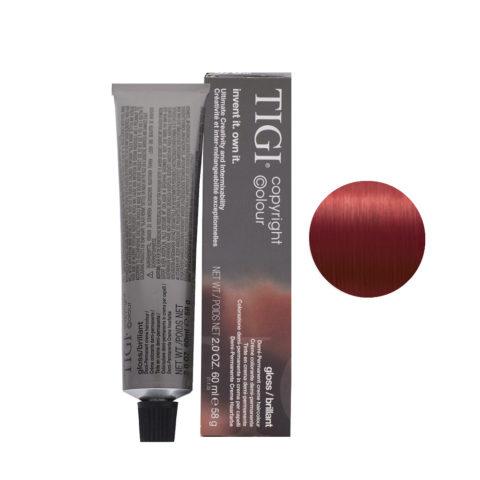 6/6 Dunkelblond Rot Tigi Gloss 60ml