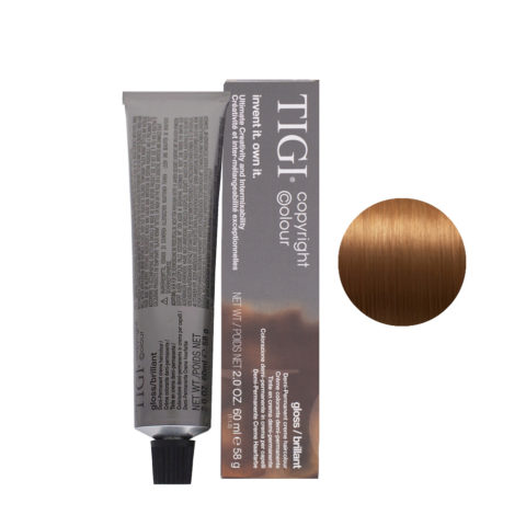 6/34 Dunkelblond Gold Kupfer Tigi Gloss 60ml