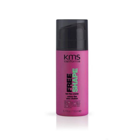 Kms california Freeshape Hot flex creme 150ml - Creme Hitzeschutz