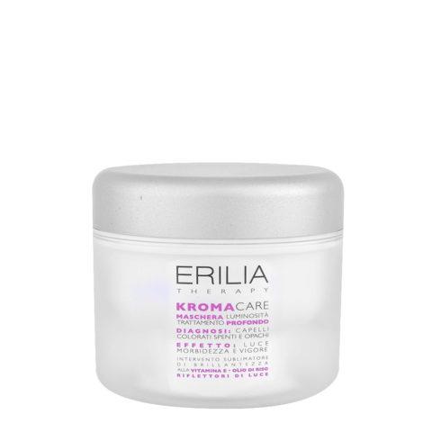 Erilia Kroma Care Maschera Luminosità Trattamento Profondo 200ml - Maske für gefärbtes Haar