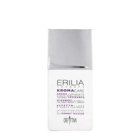 Erilia Kroma Care Crema Luminosità senza risciacquo azione levigante 150ml - Creme für gefärbtes Haar