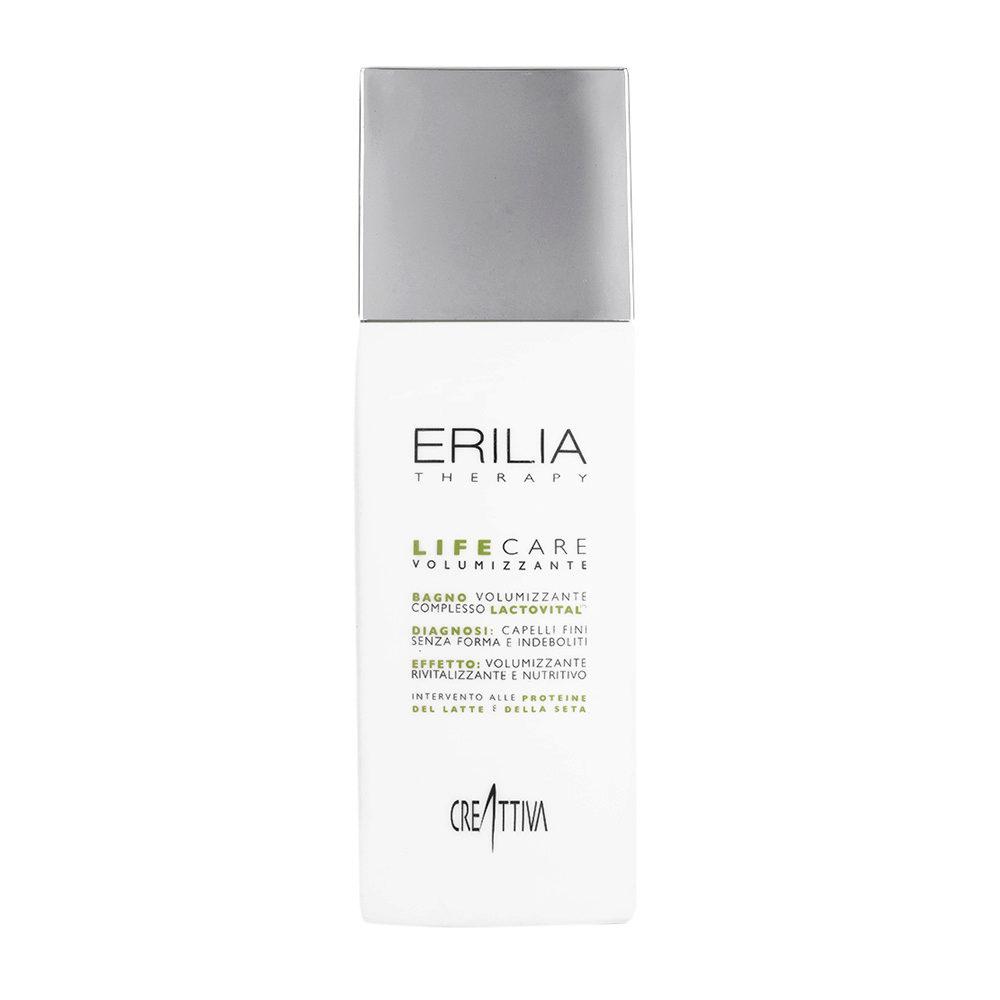 Erilia Life care Bagno Volumizzante Lactovital 250ml - volumizing Shampoo