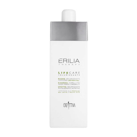 Erilia Life care Bagno Volumizzante Lactovital 750ml - volumizing Shampoo