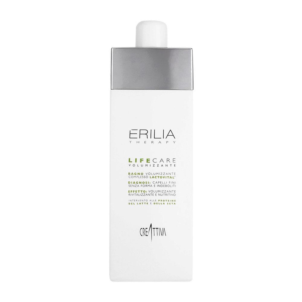 Erilia Life care Bagno Volumizzante Lactovital 750ml - volumizing Shampoo