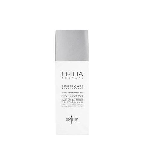 Erilia Sensicare Bagno Peeling Purificante 250ml - Schuppen Shampoo