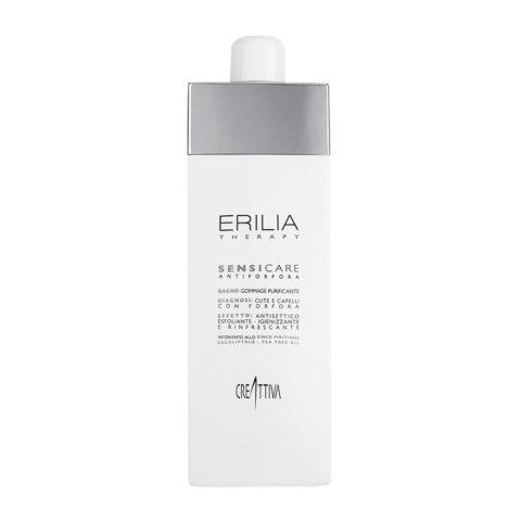 Erilia Sensicare Bagno Peeling Purificante 750ml - Schuppen Shampoo