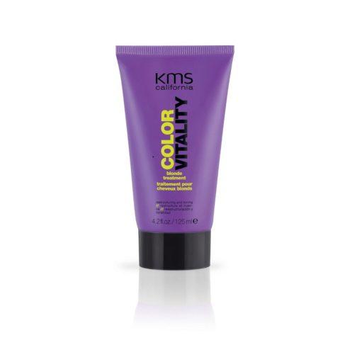 Kms california Colorvitality Blonde treatment 125ml - Kur für blondes Haar