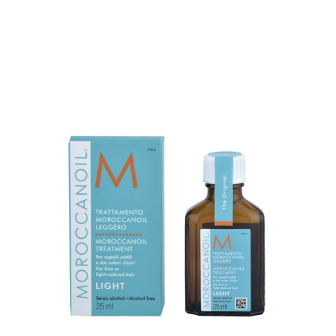 Moroccanoil Oil treatment light 25ml - Behandlung light fur feines und helles haar