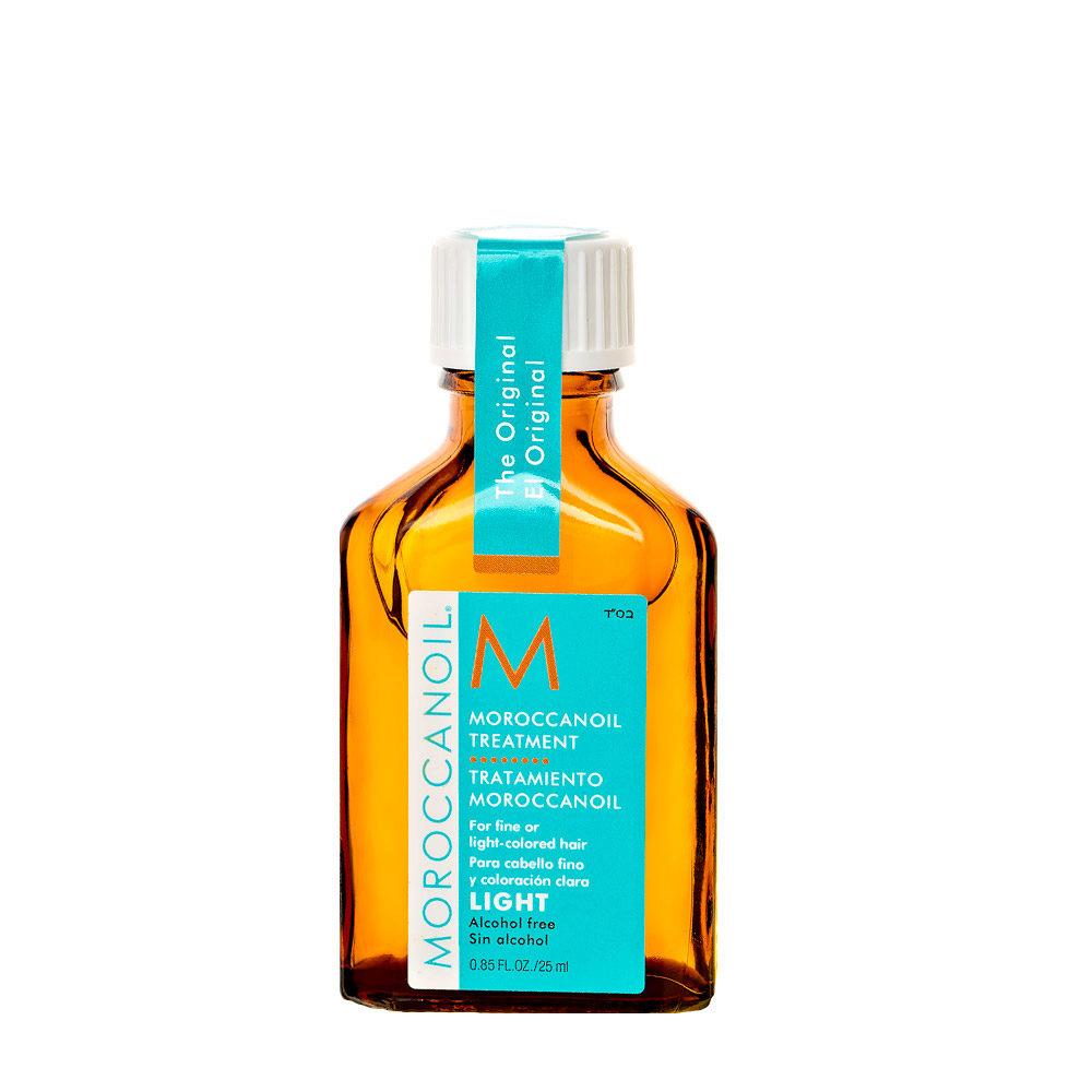Moroccanoil Oil treatment light 25ml - Behandlung light fur feines und helles haar