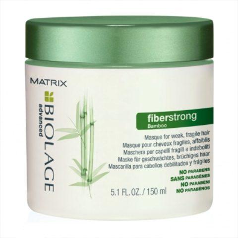 Matrix Biolage Fiberstrong masque 150ml - Feuchtigkeitsspendende Pflege für mittleres bis dickes Haar
