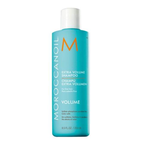 Moroccanoil Extra volume shampoo 250ml - extra volumen shampoo
