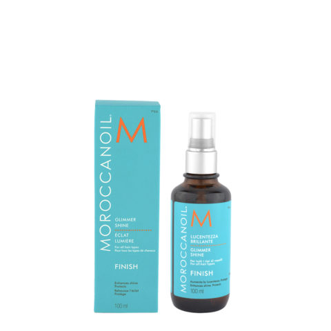 Moroccanoil Glimmer Shine spray 100ml - Spray Glimmer Glanz