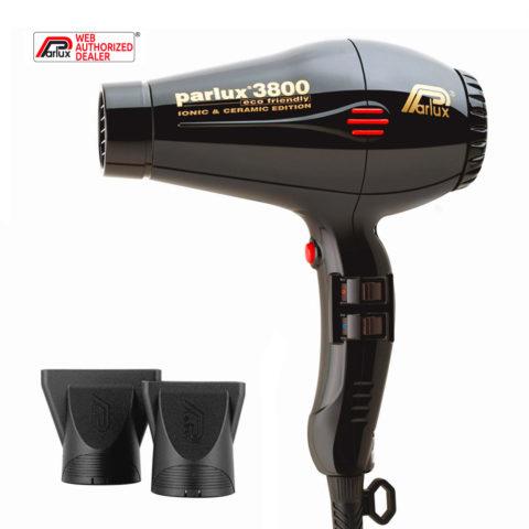Parlux 3800 Eco Friendly Ionic & Ceramic schwarz