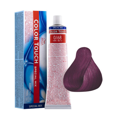 0/68 Violett-perl Wella Color Touch Special mix ammoniakfrei 60ml