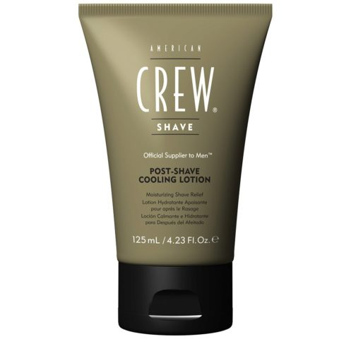 American crew Shave Post-shave cooling lotion 125ml