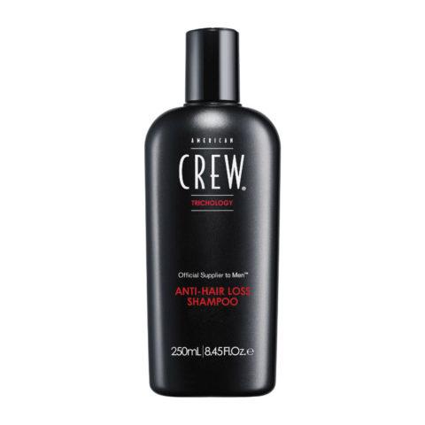 American crew Trichology Anti-Hair loss shampoo 250ml