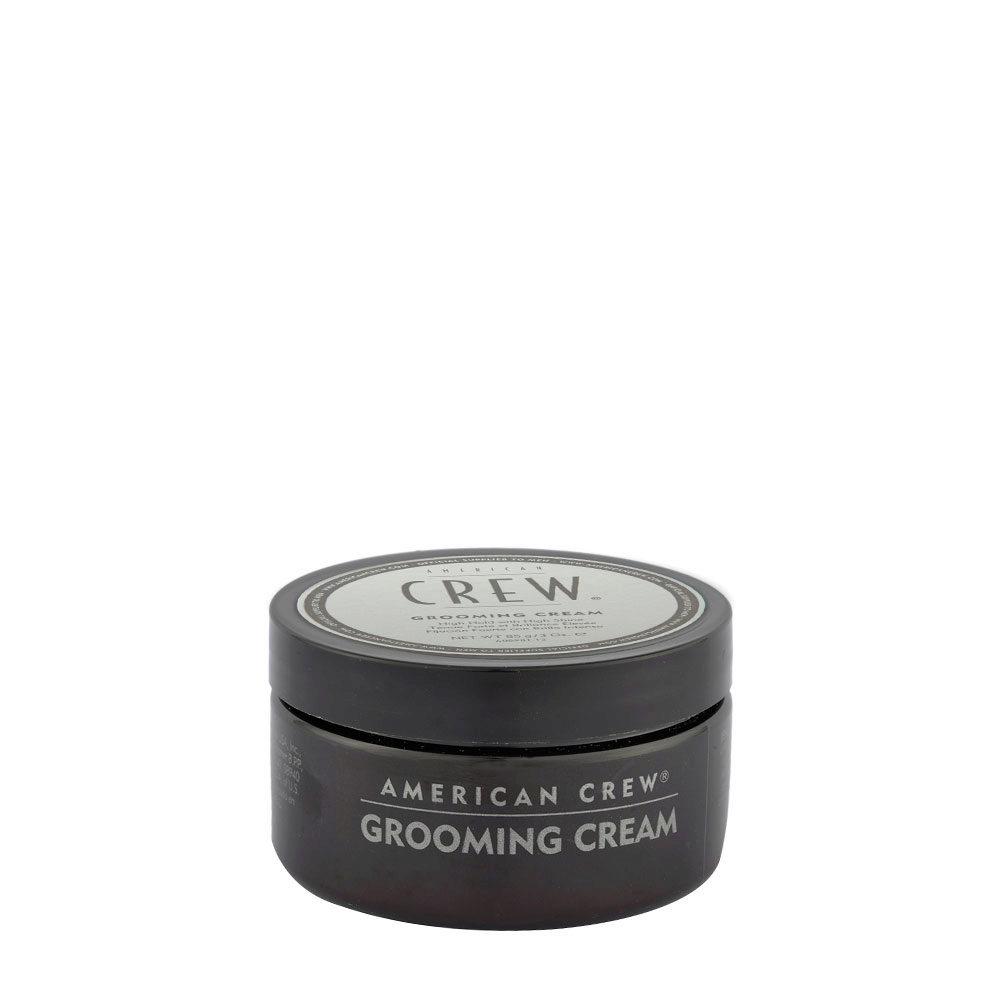 American crew Style Grooming Cream 85gr - sehr helles starkes Wachs