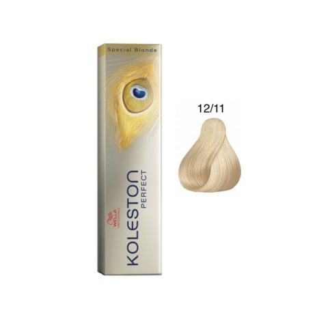 12/11 Cenere Intenso Wella Koleston Perfect Special Blonde