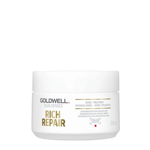 Goldwell Dualsenses rich repair 60sec treatment 200ml