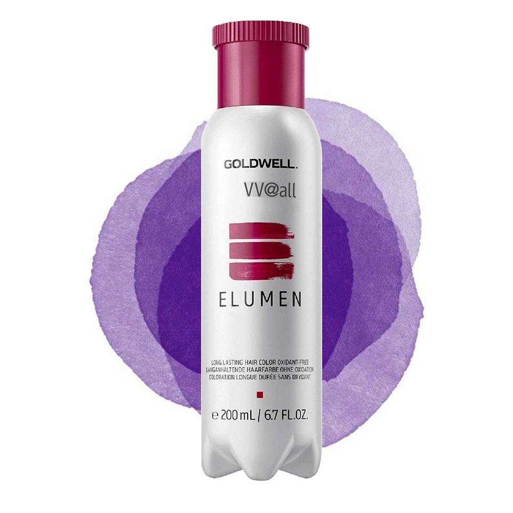 Goldwell Elumen Pure VV@ALL viola 200ml - violett/lila