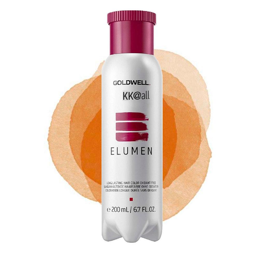 Goldwell Elumen Pure KK@ALL rame 200ml - kupfer