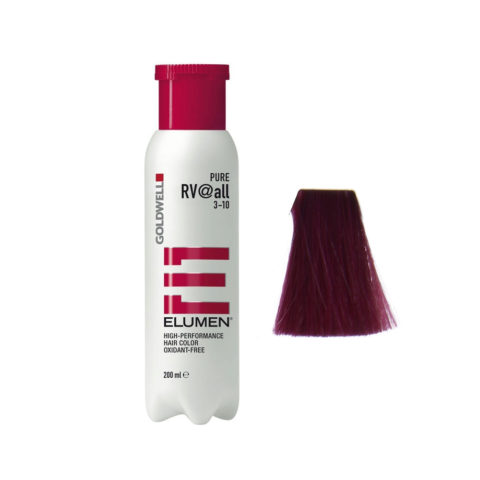 Goldwell Elumen Pure RV@ALL viola rosso 200ml - lila rot