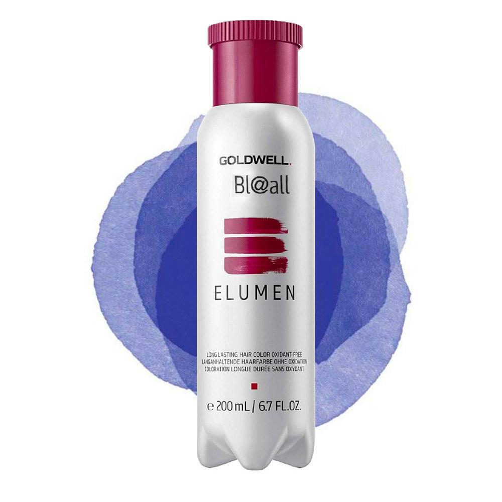 Goldwell Elumen Pure BL@ALL blu 200ml - blau