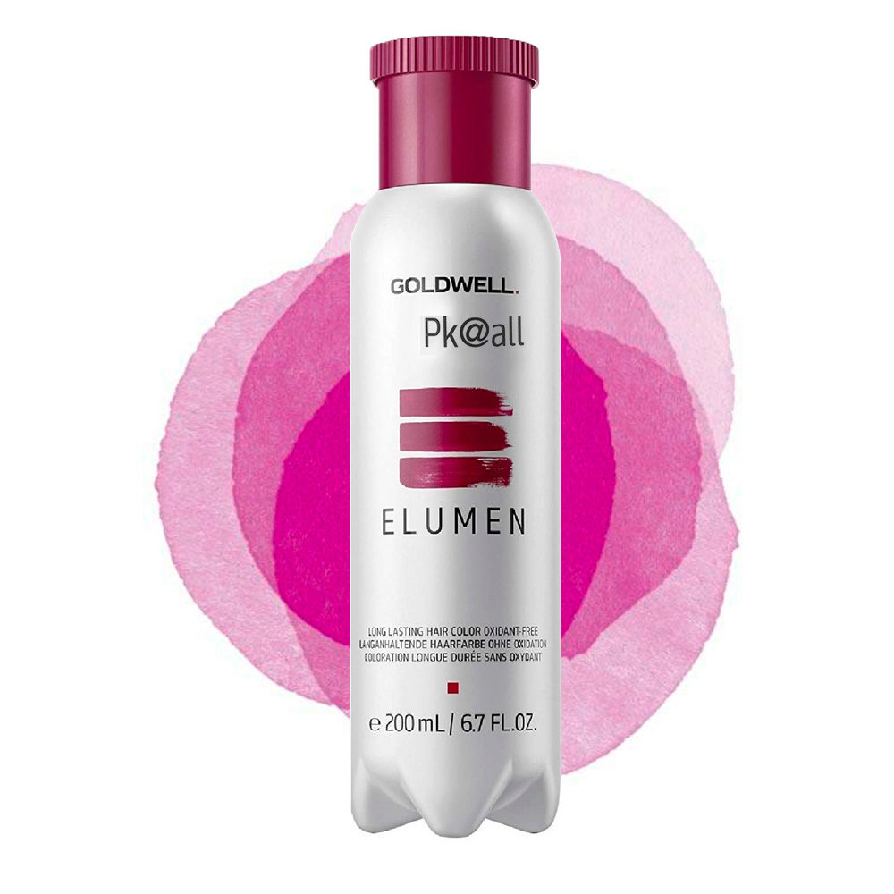 Goldwell Elumen Pure PK@ALL rosa 200ml - pink