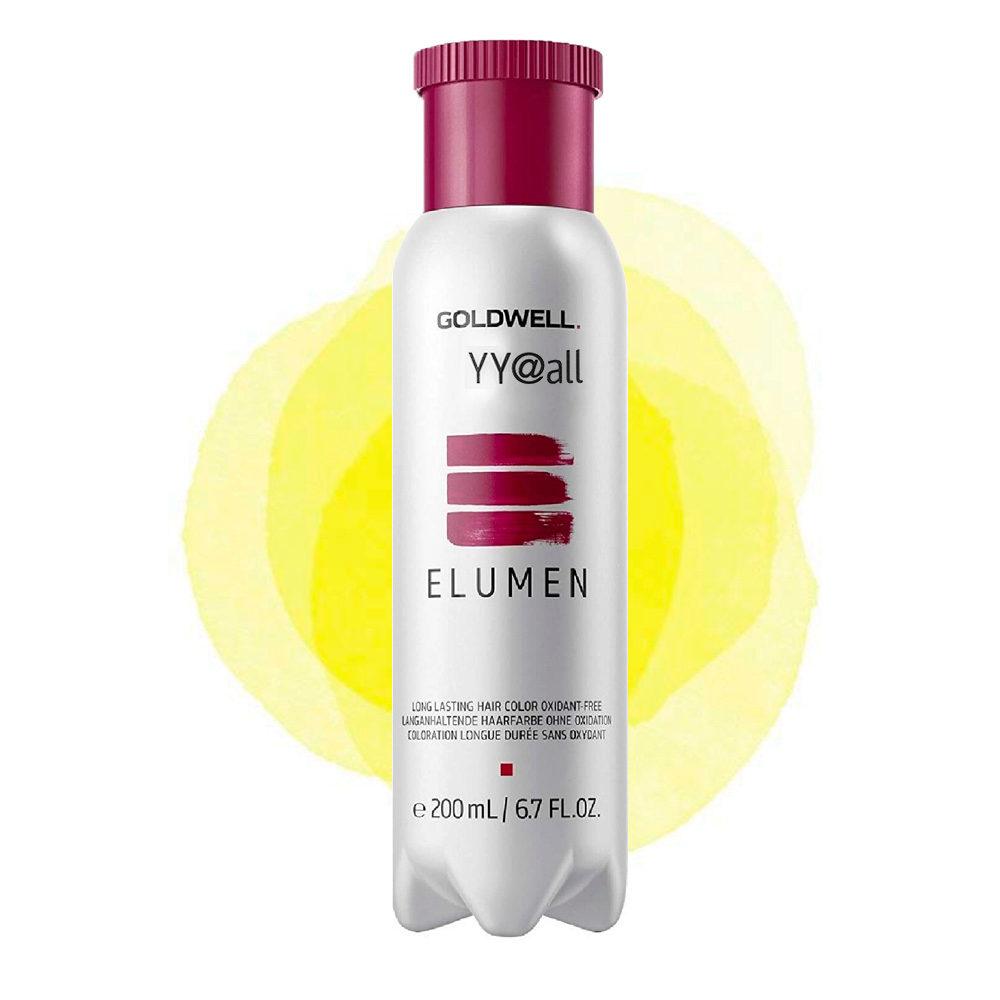 Goldwell Elumen Pure YY@ALL giallo 200ml - gelb