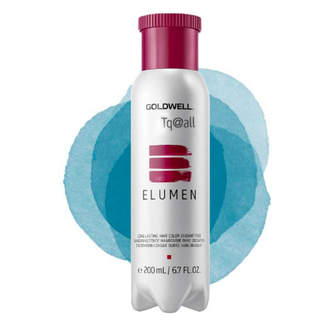 Goldwell Elumen Pure TQ@ALL turchese 200ml - türkis