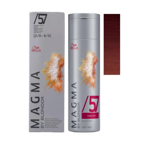 /57 Mahagoni-braun Wella Magma 120gr