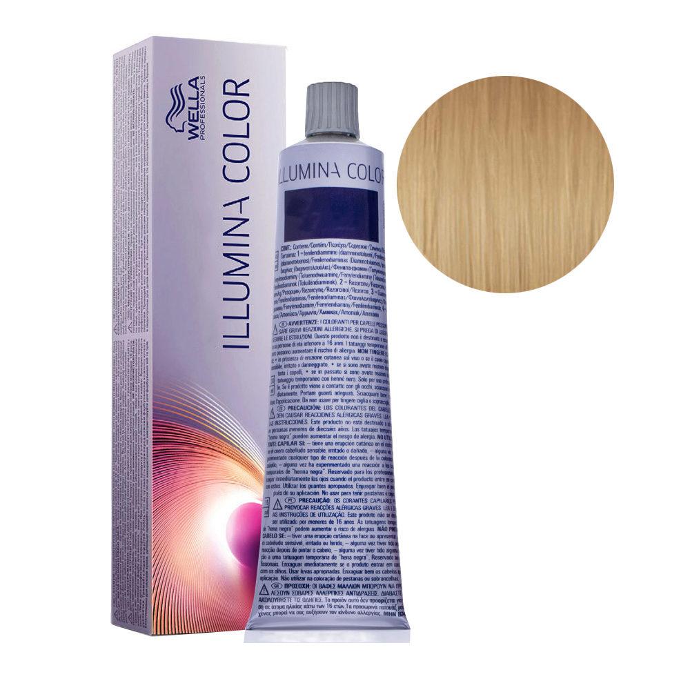 9/7 Lichtblond/braun Wella Illumina Color 60ml