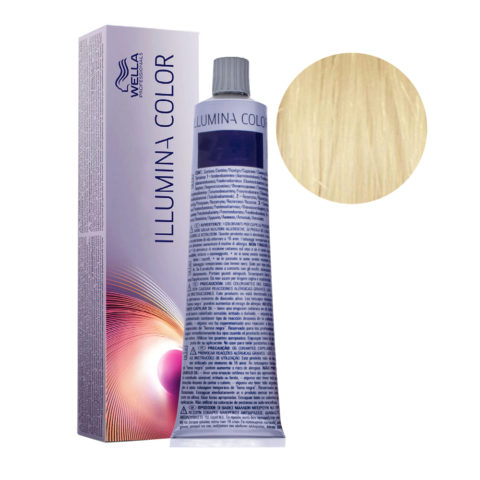 10/ Hell-lichtblond Wella Illumina Color 60ml