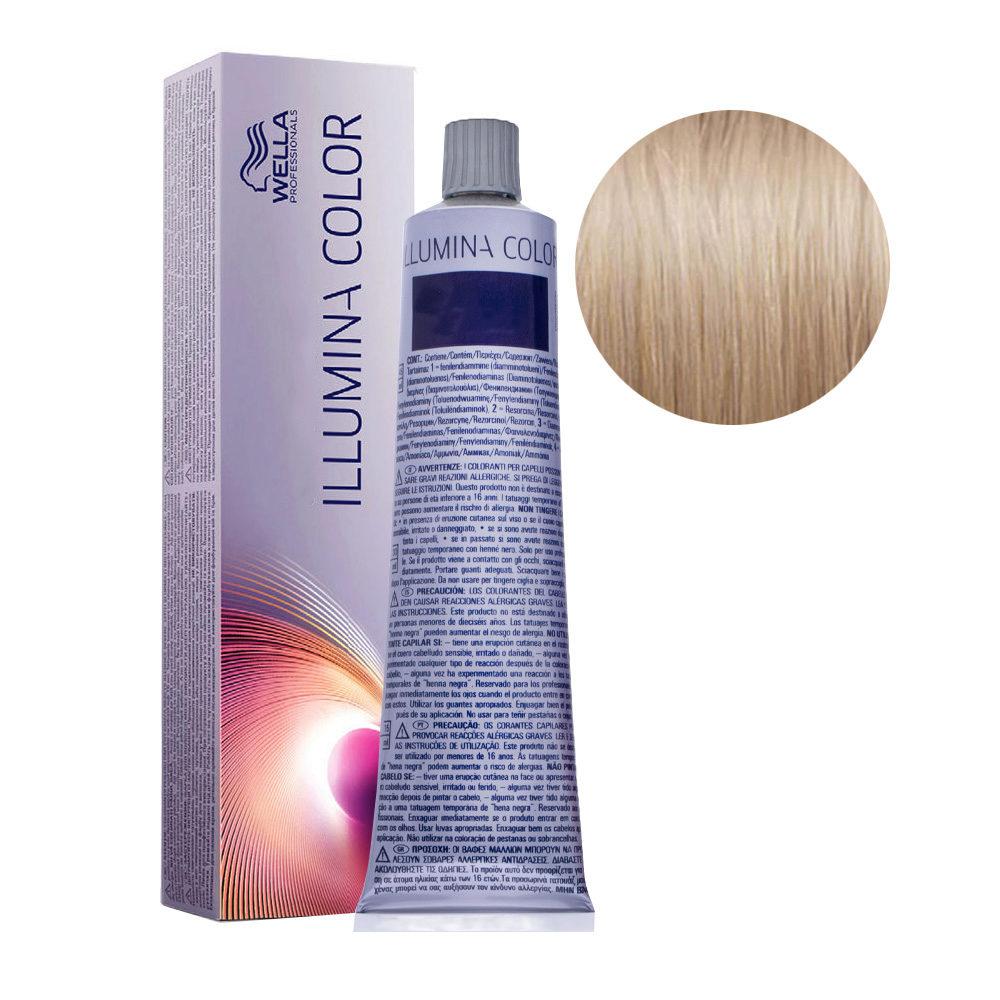 9/60 Lichtblond/violett-natur Wella Illumina Color 60ml