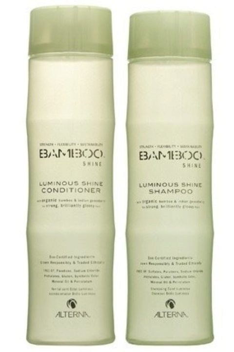 Alterna Bamboo Shine Kit1 Shampoo 250ml Conditioner 250ml